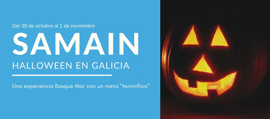 samain halloween galicia oferta recorte